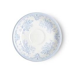 Asiatic Pheasants Tea saucer, blue