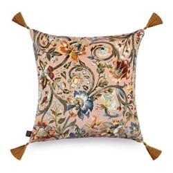 Gaia Cushion, 60 x 60cm, blush