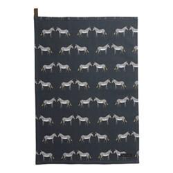 Zebra Teatowel, 45 x 65cm