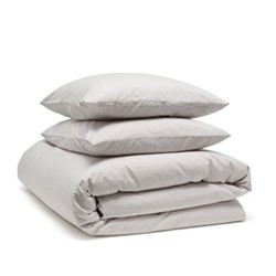 Relaxed Bedding Bedding bundle, Double, dove