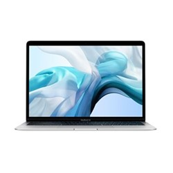 "MacBook air with retina display (2019) 128 GB SSD, 13.3"", silver"