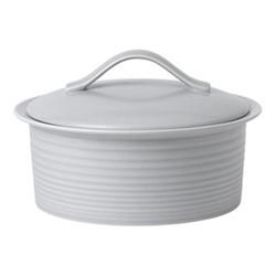 Gordon Ramsay - Maze Covered casserole, 24cm, light grey