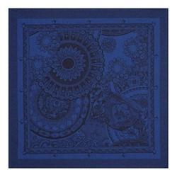 Porcelaine Set of 4 napkins, 58 x 58cm, china blue