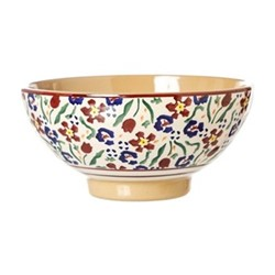 Wild Flower Meadow Medium bowl, D16 x H8cm