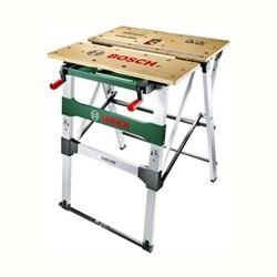 PWB 600 Folding work bench, green
