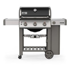 Genesis II  Gas barbecue - E-310 GBS, H120 x W145 x D74cm, black