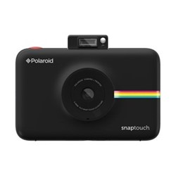 Snap Touch digital instant camera, black