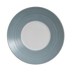 Hemisphere Dinner plate, Dia27cm, storm blue