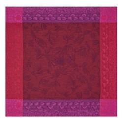Symphonie Baroque Set of 4 napkins, 58 x 58cm, maroon
