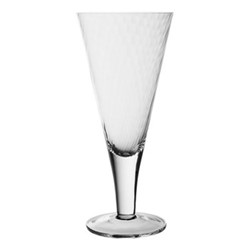 Atlantic Spiral conical cocktail glass, 20.5cm - 290ml, clear