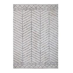 Albert Rug, L300 x W200 cm, White/Grey