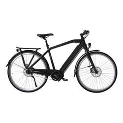 E900 Mens E-bike, 36V - 250W - 8 Speed, black