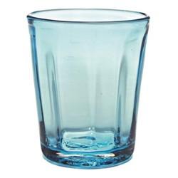 Bei Set of 6 tumblers, 32cl, aquamarine