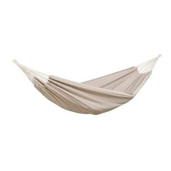 Arte Double hammock (without stand), W230 x L150cm, sand