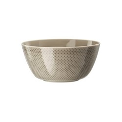 Junto Serving bowl, 22cm, pearl grey
