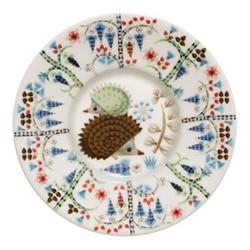 Taika Coffee/cappuccino saucer, 15cm, white