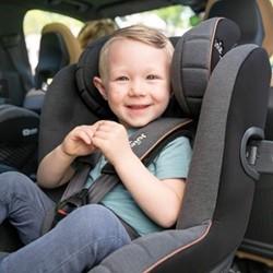 i-Quest Signature Car seat, H52 x W46 x D71cm, Noir