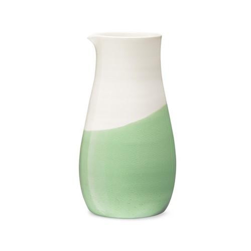 Colour Dip Pouring jug, 600ml, Green