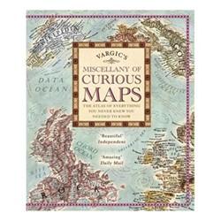 Vargics Miscellany Of Curious Maps - Vargic, Martin