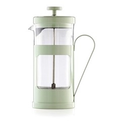 Monaco Cafetiere, 8 cup - 1 litre, pistachio
