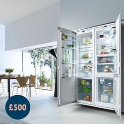 Fridge Freezer Home Appliance Gift Voucher