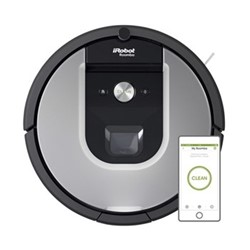 Roomba Robotic vacuum cleaner - R965 Voucher, black