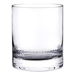 Spears Pair of whisky glasses, 300ml, crystal