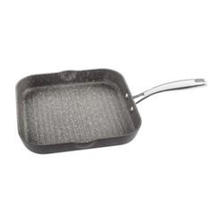 Rocktanium Non-Stick grill pan, 26 x 26cm, aluminium