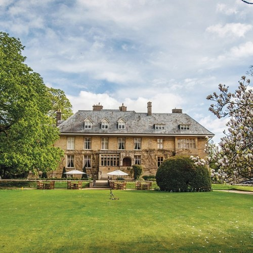 Gift Voucher towards one night at The Slaughters Manor House for two, Cotswolds