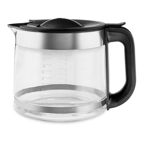 Drip Coffee maker, 1.7 litre, charcoal grey