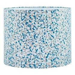 Garland Drum lampshade, W31 x H24cm, pebble/steel