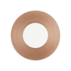 Hemisphere Bread & butter plate, Dia16cm, pink metallic