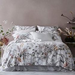 The Botanist Double duvet cover and pillowcase set, 200 x 200cm, multi