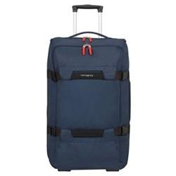 Sonora Duffle bag, 69 x 40 x 29cm, blue/black