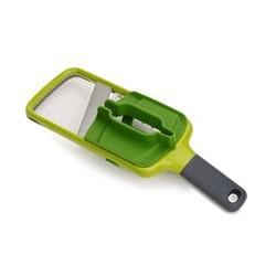 Mandoline, H30 x W10 x D6cm, green