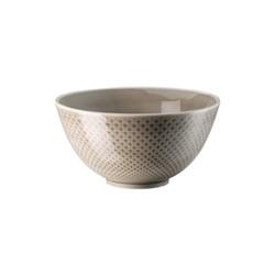 Junto Serving bowl, 15cm, pearl grey