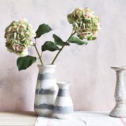 Ellingham Tall vase, H31 x D15cm, fog