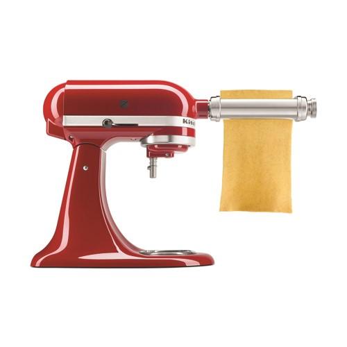 Pasta roller, stainless steel