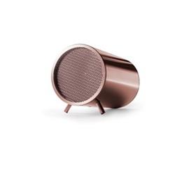 Tube by Piet Hein Eek Bluetooth speaker, L8 x D5cm, copper