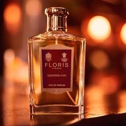 Leather oud eau de parfum 100ml, H14 x W6 x L9cm