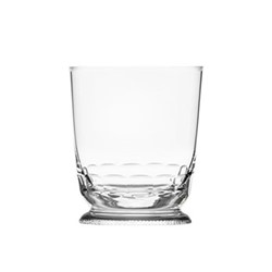 Mozart Double old fashioned tumbler, 370ml, clear