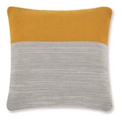Digby Knitted cushion, W50 x H50cm, multi
