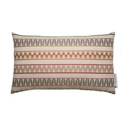 Palopo Cushion, 42 x 70cm, pink multi