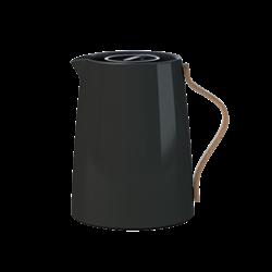 Emma by HolmbäckNordentoft Vacuum jug - tea, 1 litre, black