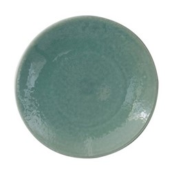 Tourron Natural Presentation plate, 31cm, jade