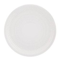 Utopia Bread and butter plate, 17cm, white