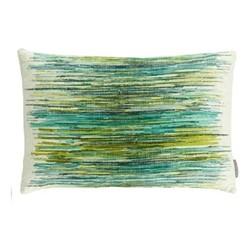 Momentum 10 Chromatic Cushion, L40 x W60cm, emerald