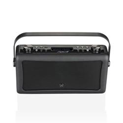 Hepburn Mk II DAB radio, H17 x W31 x D9cm, black