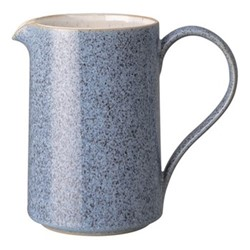 Studio Blue Medium jug, H16.5cm - 0.76 litre, flint