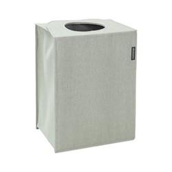Rectangular laundry bag, 55 litre, green